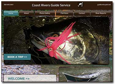Coast Rivers Guide Service
